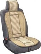 Подложка за авто седалка - бежова