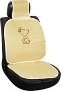 Подложка за автоседалка - бамбук с картинка